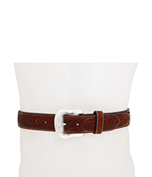 Nocona - Diamond Concho Calf Hair Belt