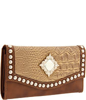 Nocona - Diamond Concho Wallet