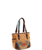 Nocona - Winged Peace Heart Small Tote