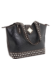 Nocona - Diamond Concho Bucket Bag
