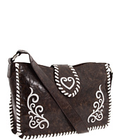 Nocona - Whipstitched Small Shoulder Bag