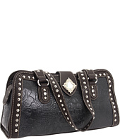 Nocona - Diamond Concho Doctor Bag