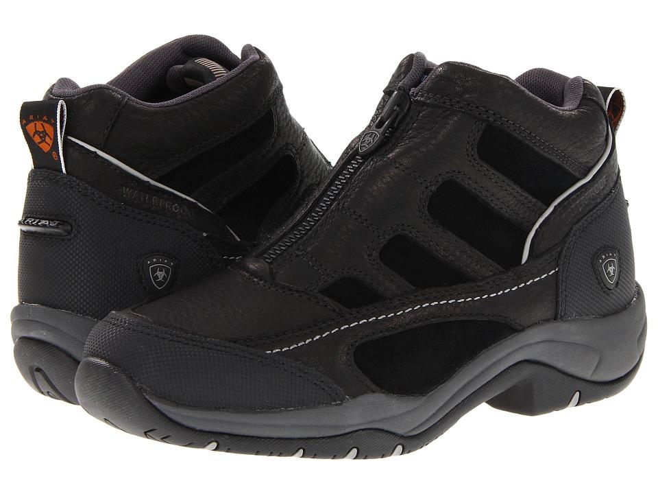 Ariat Terrain Zip H20 (Black) Cowboy Boots