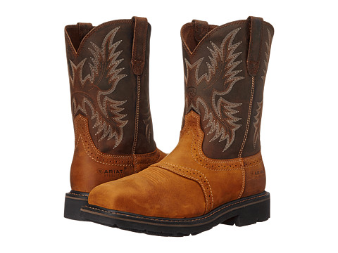Ariat Sierra Wide Square - Aged Bark