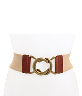 LAUREN Ralph Lauren - Stretch Belt with Interlocking Buckle