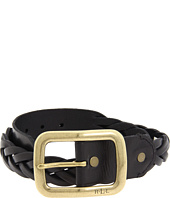 LAUREN Ralph Lauren - Miracle Braid Belt with Centerbar Buckle
