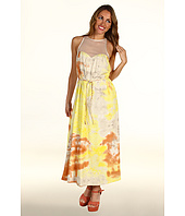 Kensie - Tie-Dye Print Maxi Dress