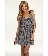 Kensie - Sleeveless Feather Dress