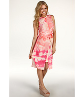 Kensie - Sleeveless Tie-Dye Dress
