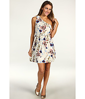 Kensie - Floral Print One Shoulder Dress