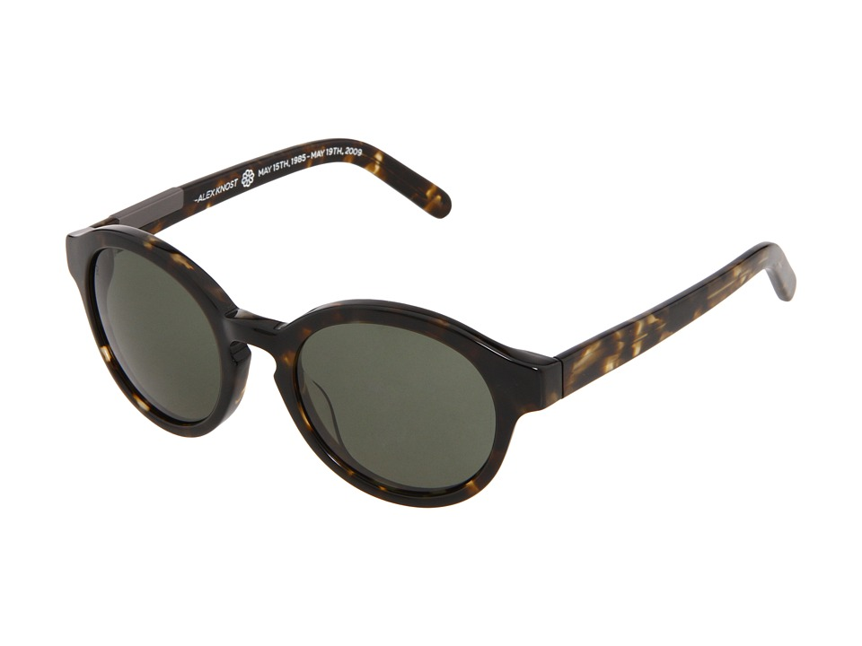 RAEN Optics Flowers 12 Brindle Tortoise Sport Sunglasses