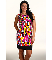 Christin Michaels - Plus Size Kelsea Dress