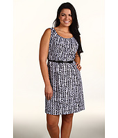 Christin Michaels - Plus Size Eve Dress