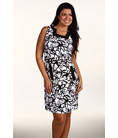 Christin Michaels - Plus Size Qwin Dress