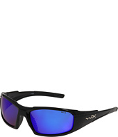 Wiley X Eyewear - WX Rush - Polarized Blue Mirror