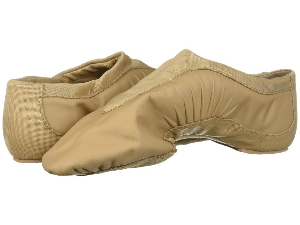 Bloch - Pulse (Tan) Womens Dance Shoes
