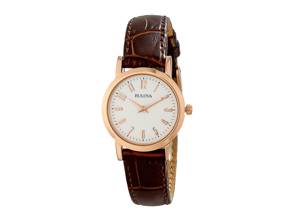 Bulova - Ladies Dress - 97L121