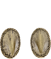 House of Harlow 1960 - Engraved Thorn Stud Earrings