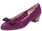 Salvatore Ferragamo - Cara (Mirtillo) - Footwear