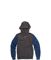 Volcom Kids - Slapdit Slim Zip Fleece (Big Kids)