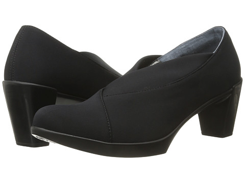 Naot Footwear Lucente - Black Stretch