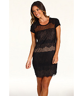 BCBGMAXAZRIA - Maiya Lace Front Dress
