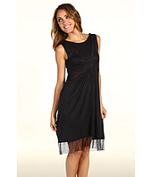 BCBGMAXAZRIA - Minette Lace Detail Dress