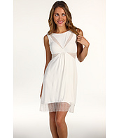 BCBGMAXAZRIA - Petite Minette Lace Detail Dress