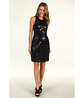 BCBGMAXAZRIA - Nera Sequin Cocktail Dress