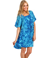 C&C California - Crystal Wash Kimono Sleeve Tunic Dress