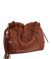 Brighton - Garbo Pleated Hobo