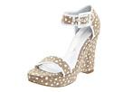 Marchez Vous - Claudette Linen (White) - Footwear