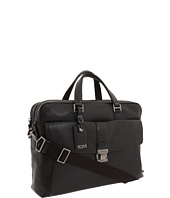 Tumi - Beacon Hill - Chestnut Large Laptop Leather Brief