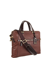 Tumi - Beacon Hill - Branch Slim Laptop Leather Brief