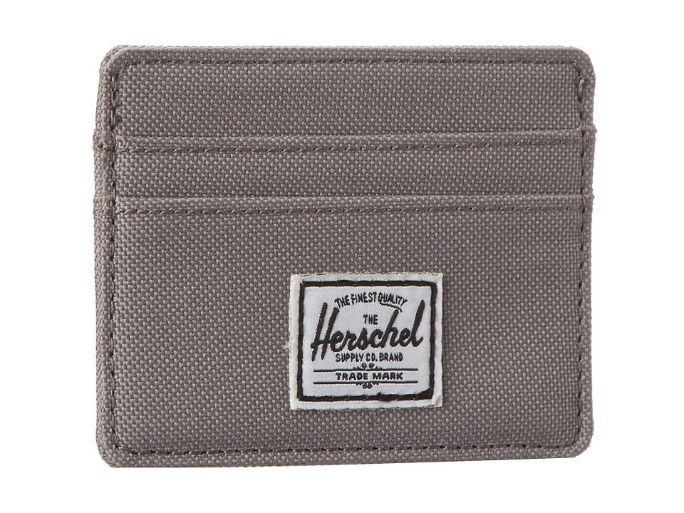 Herschel Supply Co. - Charlie (Grey) Credit card Wallet