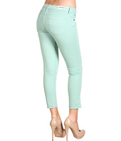 Buffalo David Bitton - Lisa Ankle Skinny Colored Sateen Denim in Mint