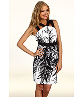 Jax - Printed Strappy Cotton Sateen Dress