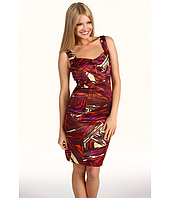 Jax - Satin Printed Dress