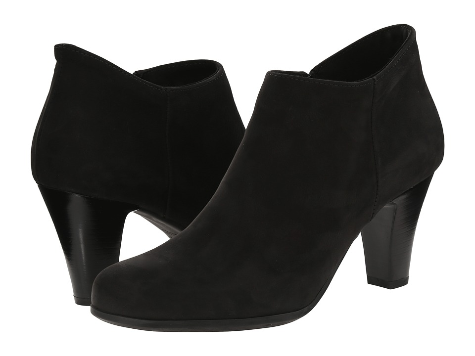 La Canadienne - Donavan (Black Nubuck) Women
