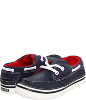 Crocs Kids - Hover Leather Boat Shoe (Toddler/Youth)