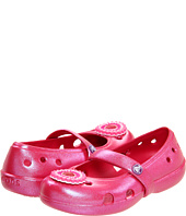 Crocs Kids - Keeley Iridescent Flat (Infant/Toddler/Youth)