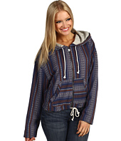 Roxy - Blue Stream Fleece Hoodie