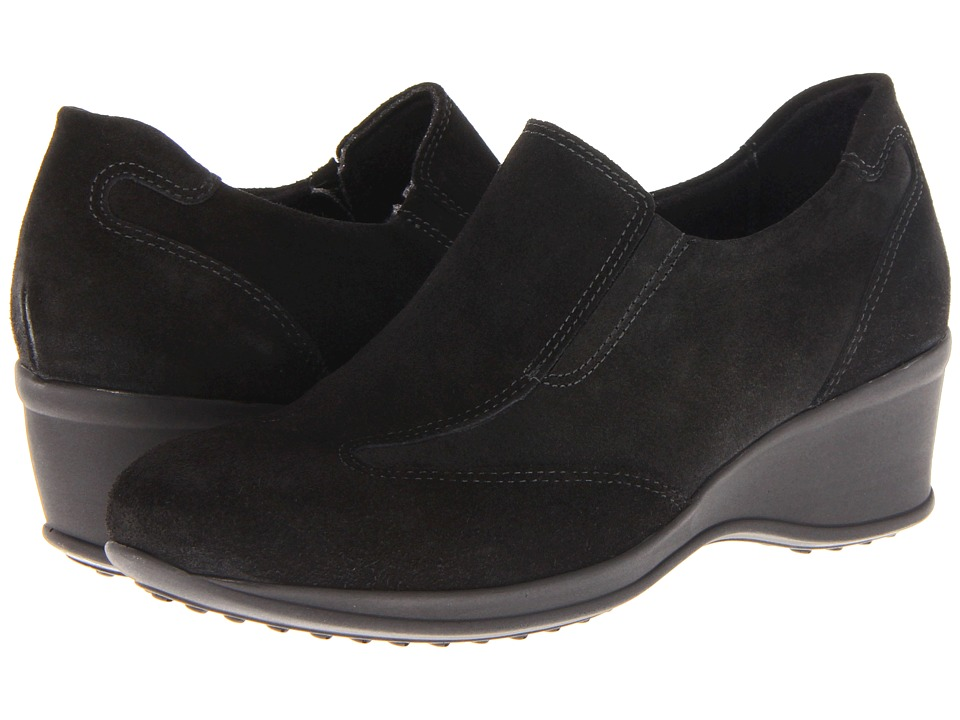 La Canadienne Ferguson (Black Suede) Women