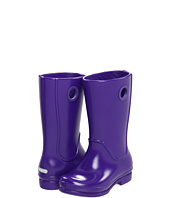 Crocs Kids - Wellie Patent Rain Boot (Toddler/Youth)