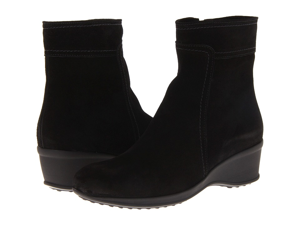 La Canadienne Finley (Black Suede)