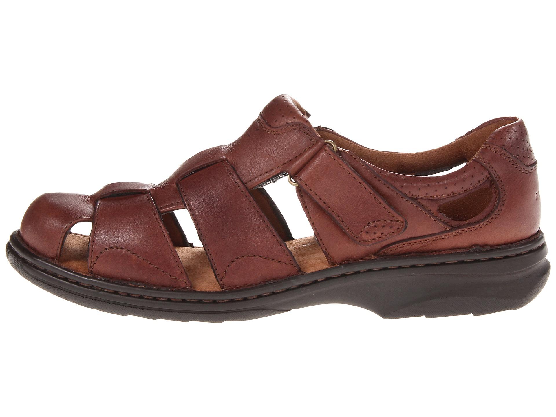 Womens Fisherman Shoes Heel
