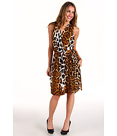 Robert Rodriguez - Leopard Jersey Dress