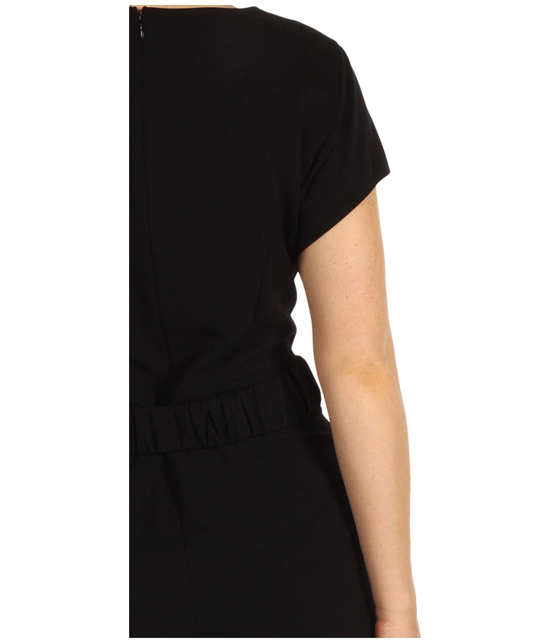 calvin klein plus size belted dress black, Clothing, Women at