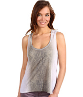Michael Stars - Snake Print High-Low Scoop Tank
