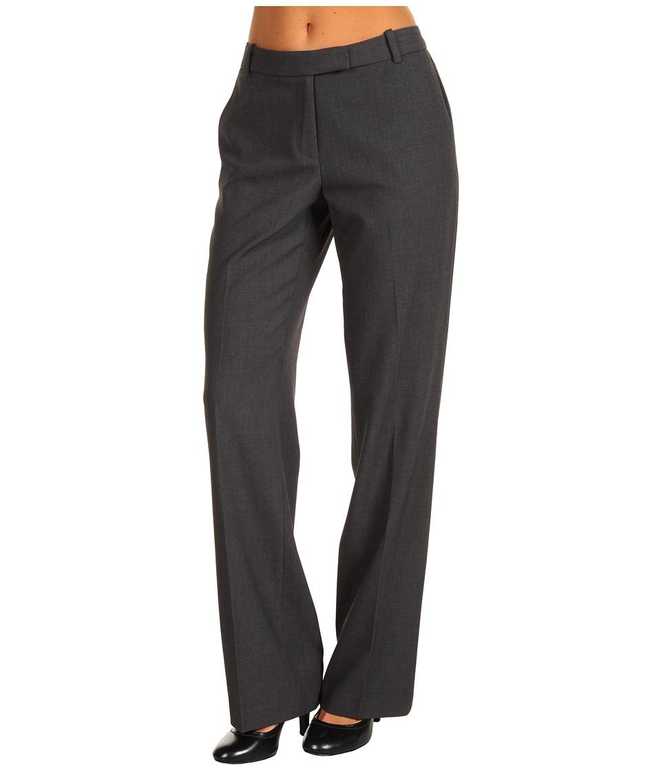 Calvin Klein Madison Pant (Charcoal Melange) Women